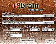 Sample / r8brain 1.7