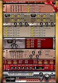 VST effects Xmax